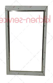 Рама двери шкафа пекарского для GIERRE (POR360)