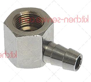 Соединитель шланговый 1/8F - 7 мм ASTORIA C.M.A. (23221001)