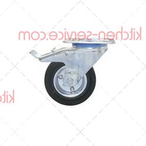 Колеса поворотные 3302-SLS-100-F18с т.3302-SLS-100 (код 120000000633)