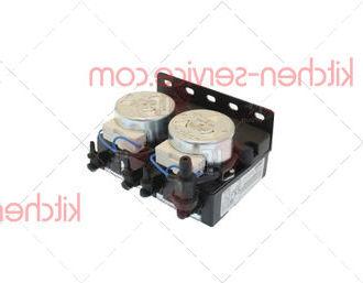 Дозатор настраиваемый 1270K в комплекте для машины посудомоечной т.м. VORTMAX (ВОРТМАКС)