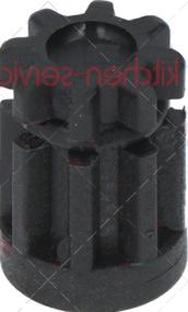Полумуфта с наружным зацеплением для насадок F2777 для миксера т.м. VORTMAX (ВОРТМАКС) , серии PM