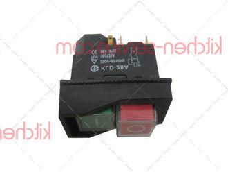 Выключатель KLD-28A для пилы ленточной ECOLUN E1650 (J210_17 on/off)