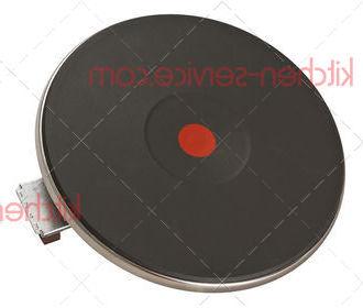 Конфорка 72379 (TS-1046) 2000Вт 230В ∅220 мм для Kogast (Kovinastroj) ES 40, ES 60, ES 80