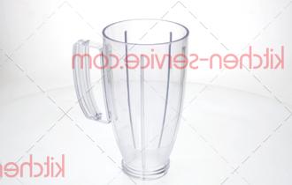 Колба пластиковая для блендера P100, P102 C0007F304 MACAP (C0007F304)