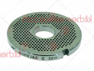 Решетка 100660 для мясорубки TS-TI22 Unger H82, 2мм